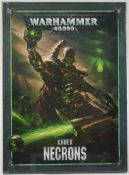 Warhammer 4901 Codex: Necrons